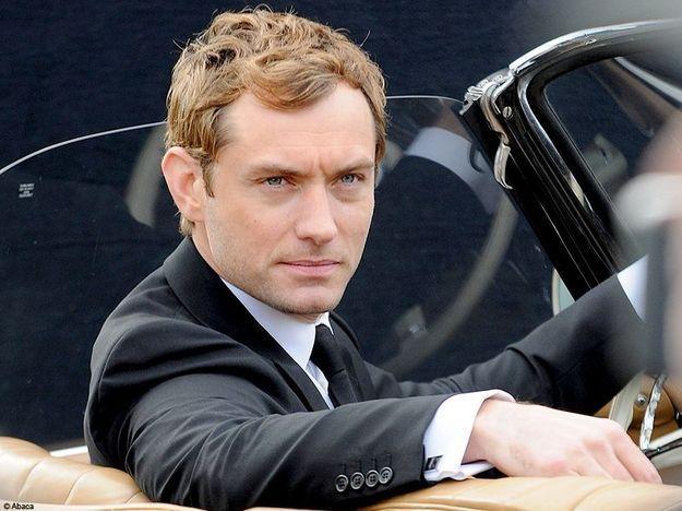 Le beau gosse de la semaine du 16/04/10 est… Jude Law !