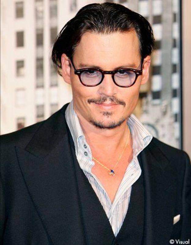 Le beau gosse de la semaine du 19/03/10 est… Johnny Depp !