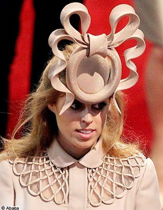 Le bibi de la princesse Bea remporté à 93 600 euros