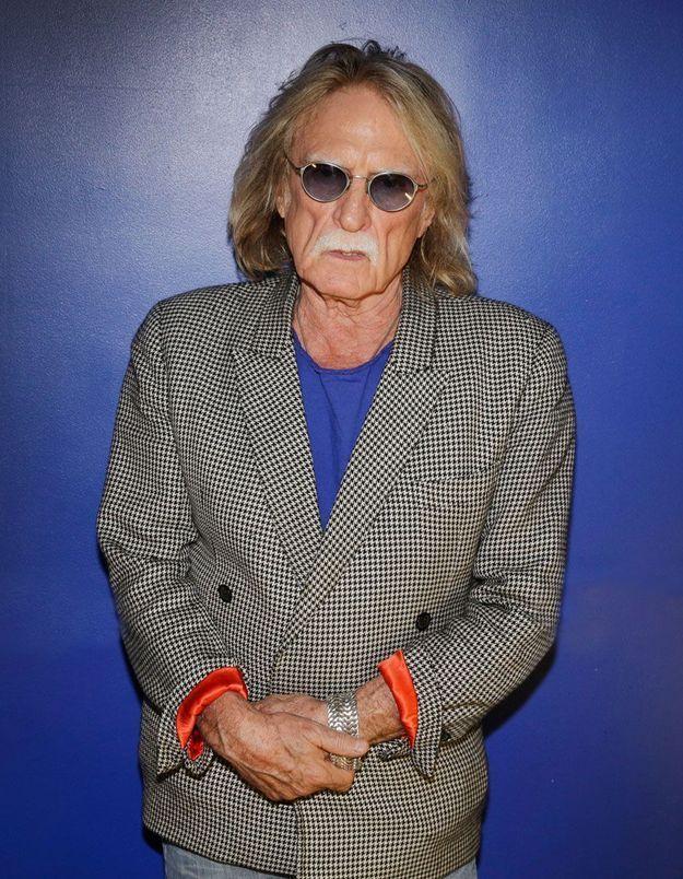 Le chanteur Christophe s'est éteint à 74 ans