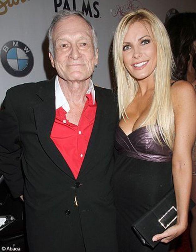 Le fondateur de Playboy se remarie à 84 ans