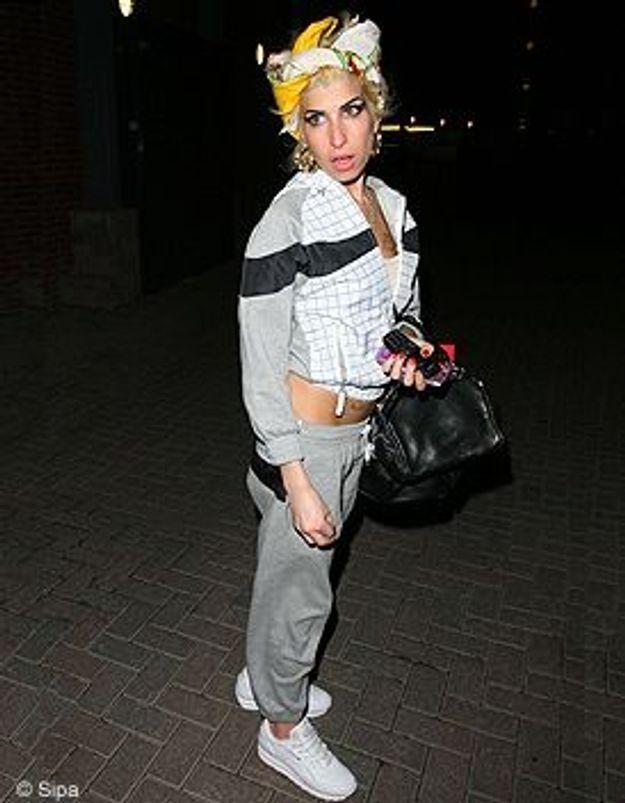 Le look du jour : Amy Winehouse