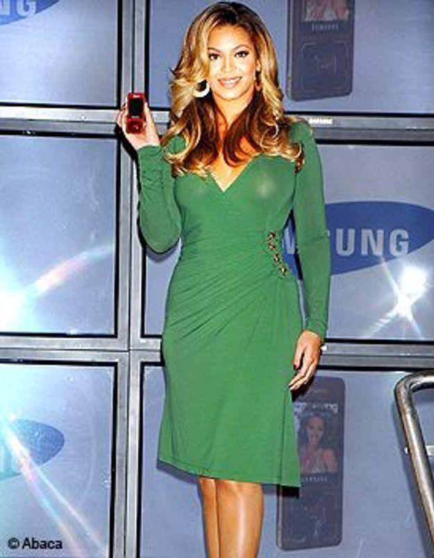 Le look du jour : Beyoncé Knowles