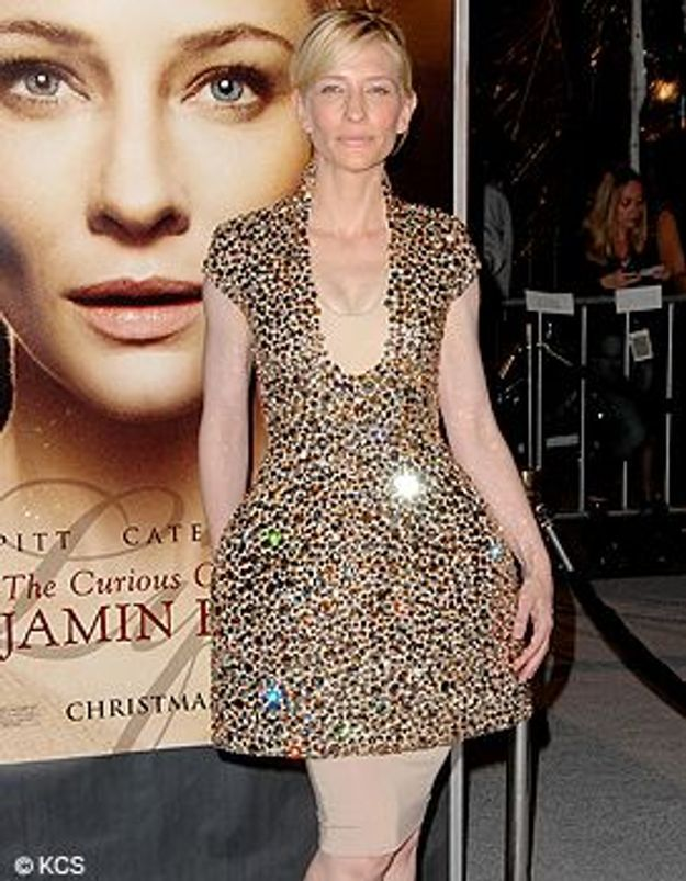 Le look du jour : Cate Blanchett