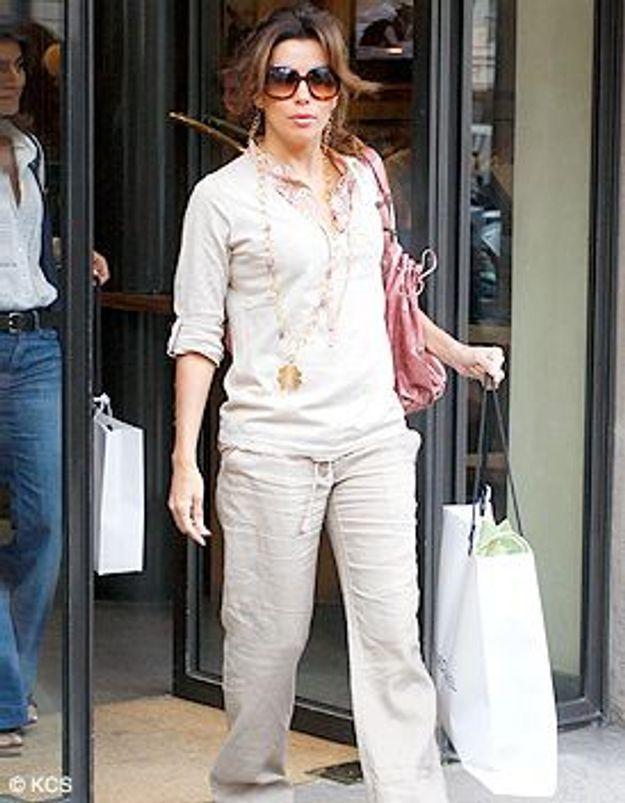 Le look du jour: Eva Longoria