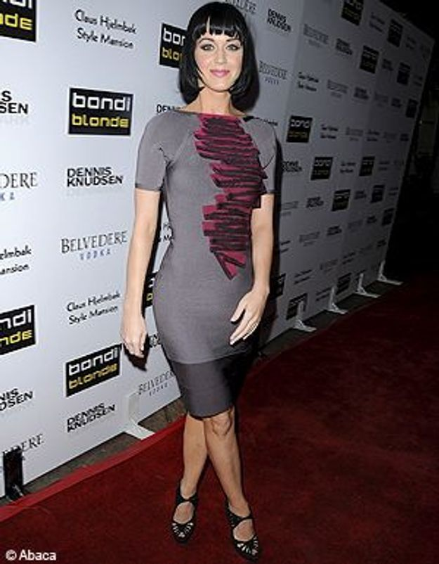 Le look du jour : Katy Perry