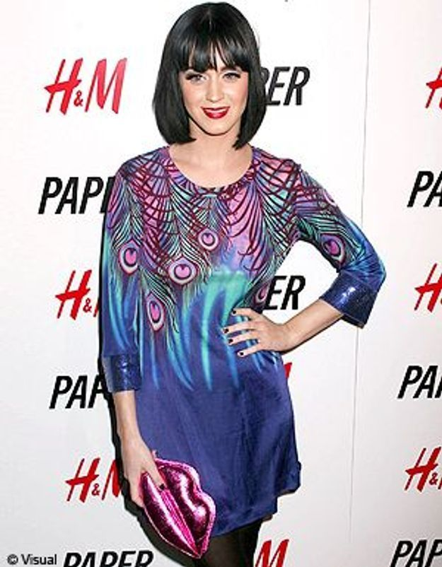 Le look du jour : Katy Perry