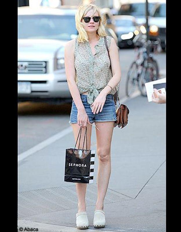 Le look du jour: Kirsten Dunst