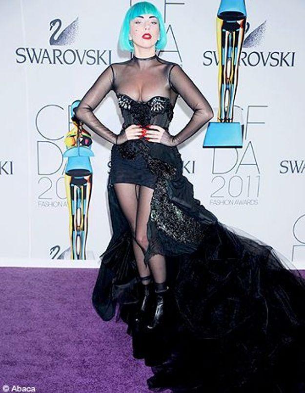 Le look du jour : Lady Gaga
