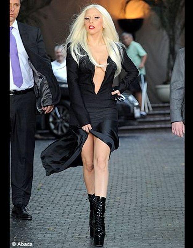 Le look du jour: Lady Gaga
