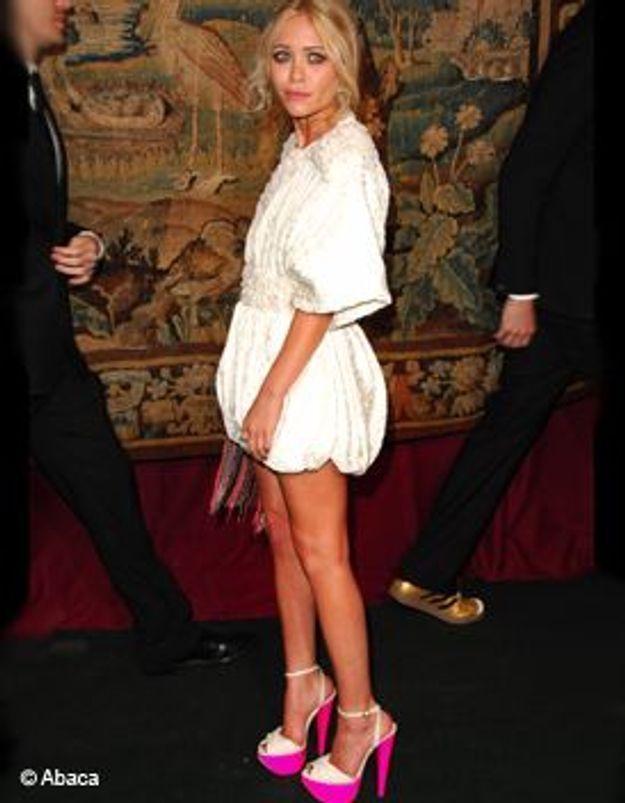 Le look du jour : Mary-Kate Olsen
