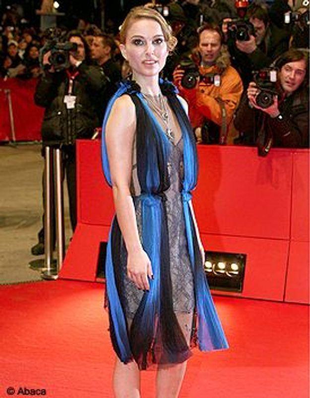 Le look du jour : Natalie Portman