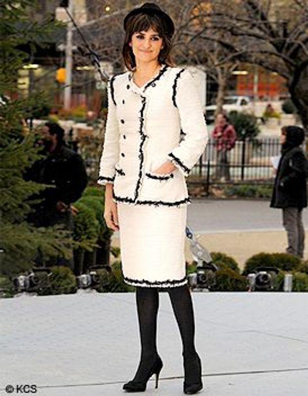 Le look du jour : Penélope Cruz