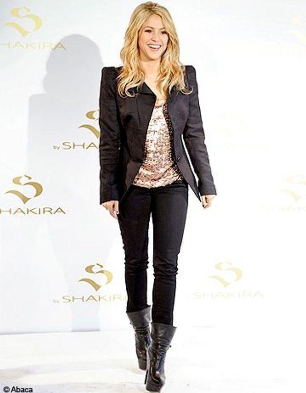 Le Look Du Jour Shakira