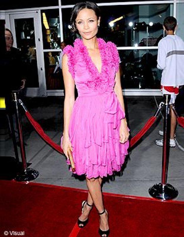 Le look du jour : Thandie Newton