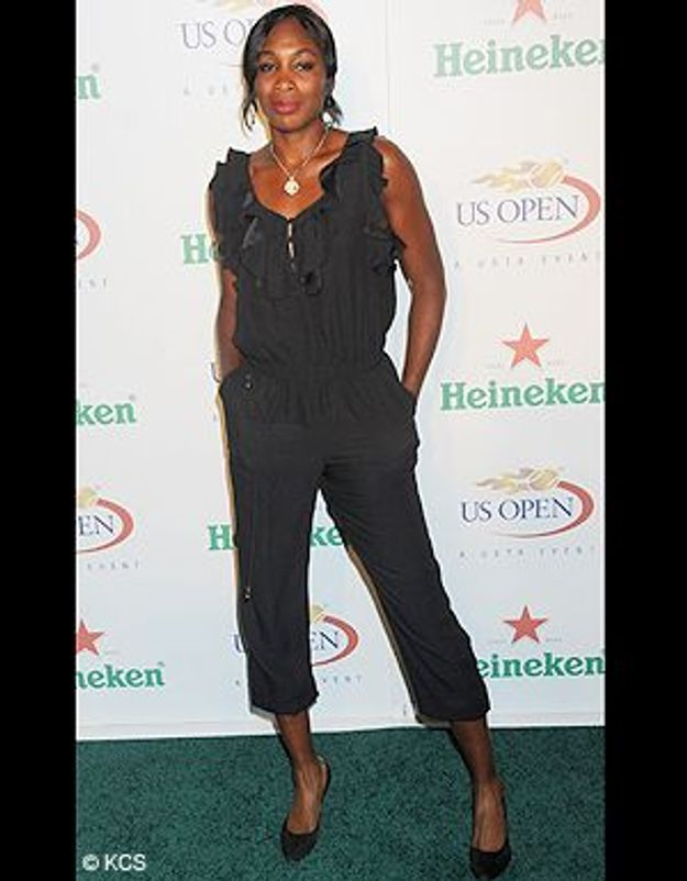 Le look du jour : Venus Williams