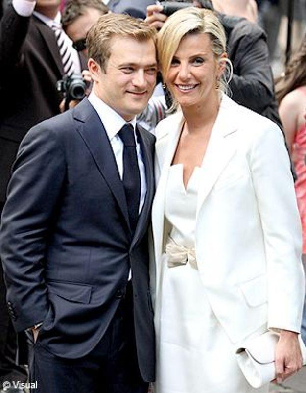 """Le PAF répond """"présent"""" au mariage de Laurence Ferrari"""