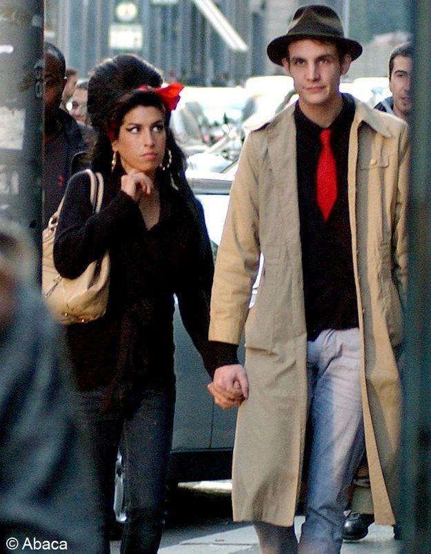 Le père d'Amy Winehouse s'en prend violemment à Blake Fielder Civil