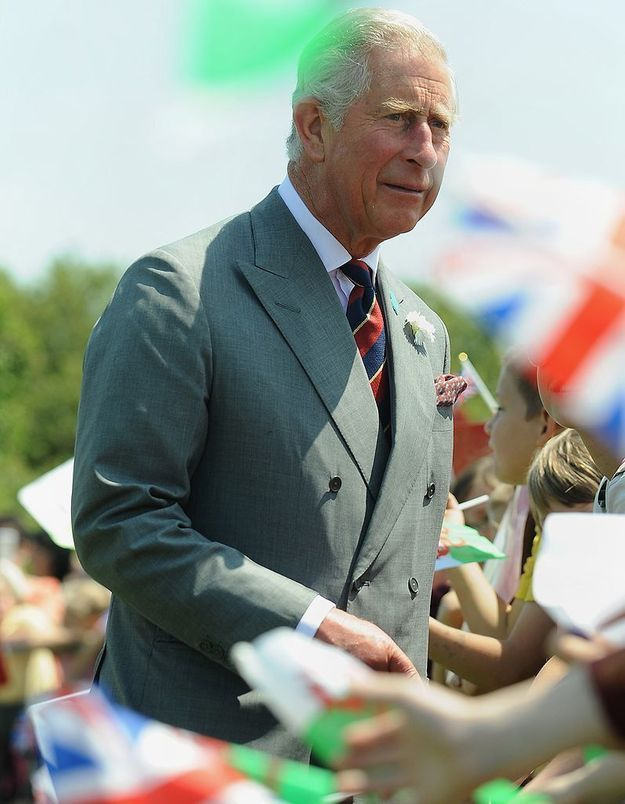 Le prince Charles annonce l'accouchement imminent de Kate Middleton