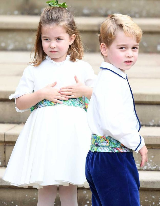 Le prince George en danger : le prince William et Kate Middleton inquiets pour sa sécurité
