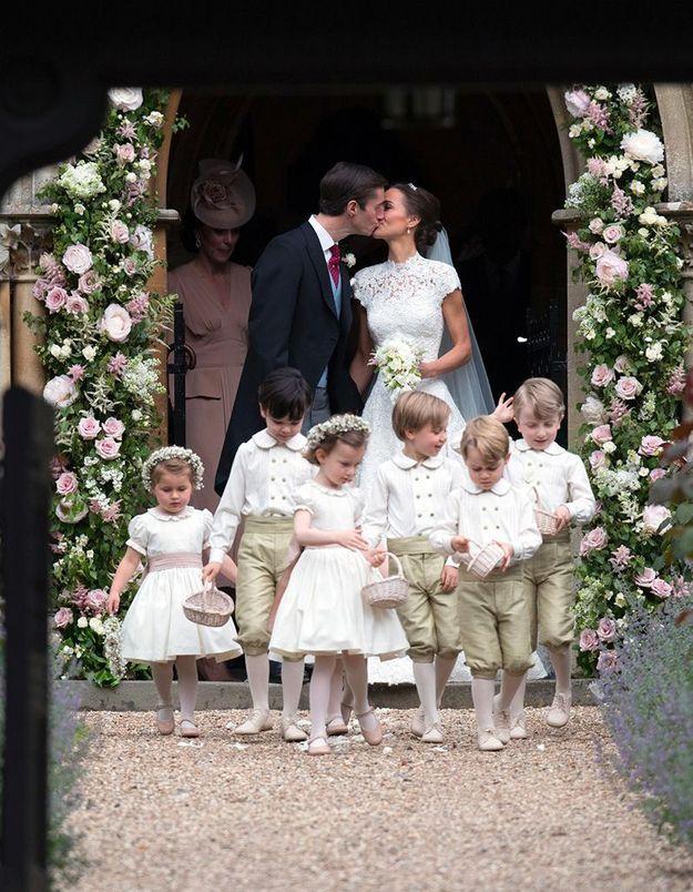 Au mariage de Pippa