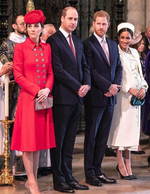 Le prince Harry admet ses relations difficiles avec son frère