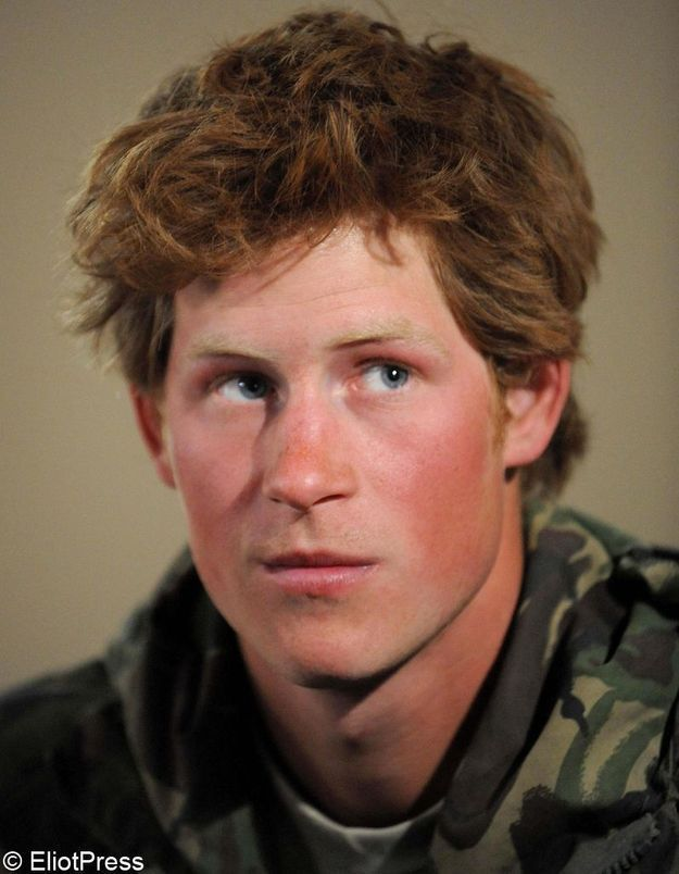 Le prince Harry, cible privilégiée des talibans