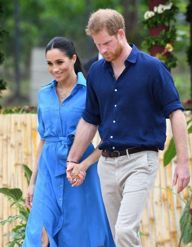 Le prince Harry et Meghan Markle au travail pour aider d'anciens membres de gangs