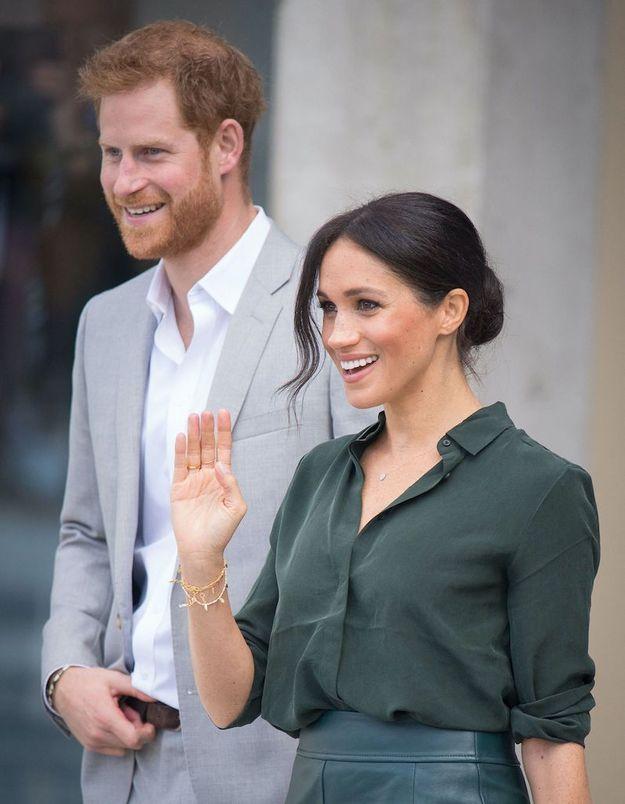 Le prince Harry et Meghan Markle souhaitaient quitter la famille royale bien avant leur mariage