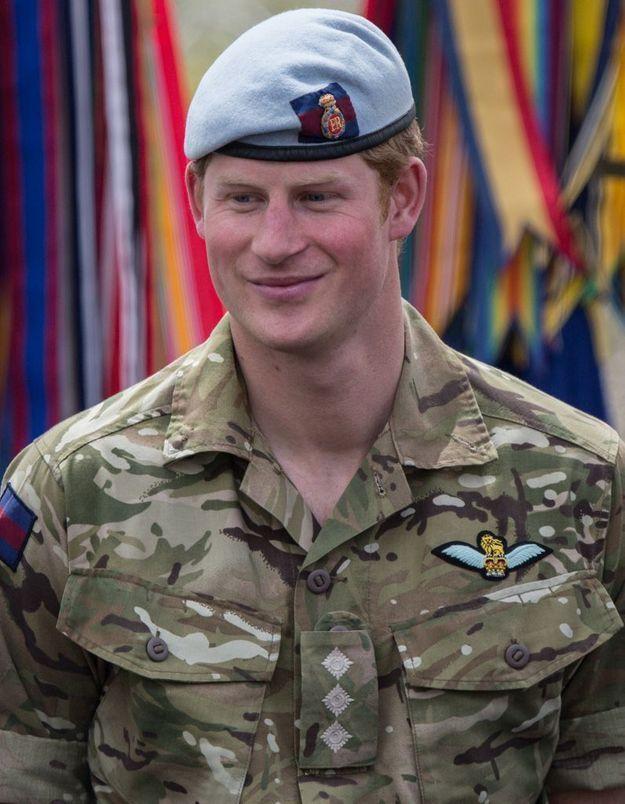 Le prince Harry menacé de mort par un SDF