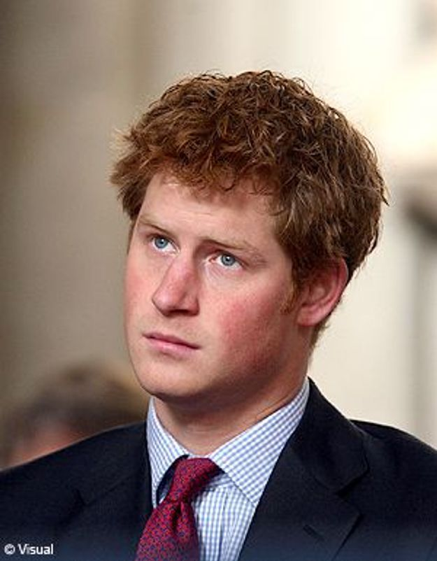 Le Prince Harry quitté via Facebook ?