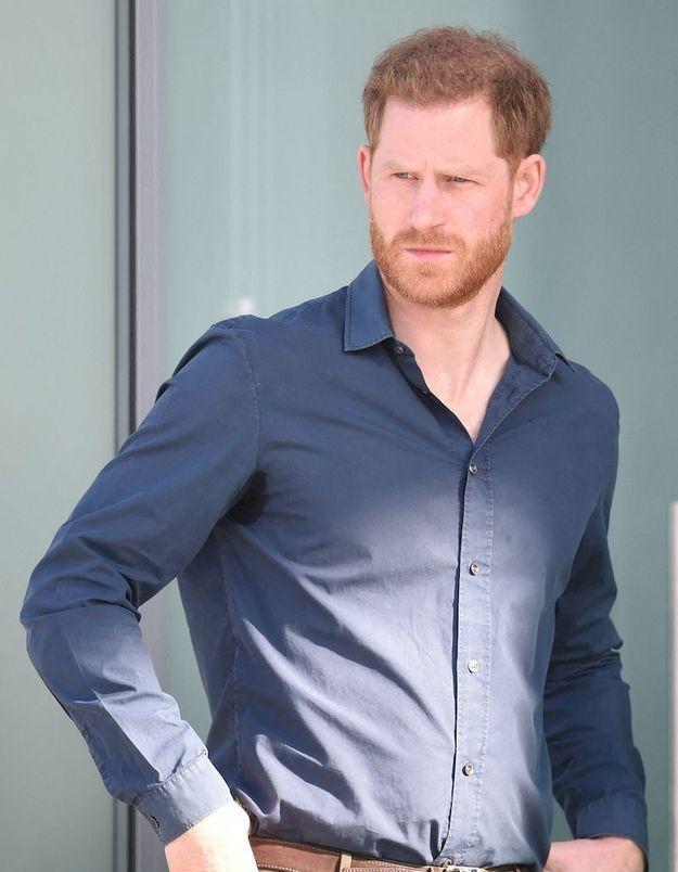 Le prince Harry surprend un candidat de « Danse avec les stars »
