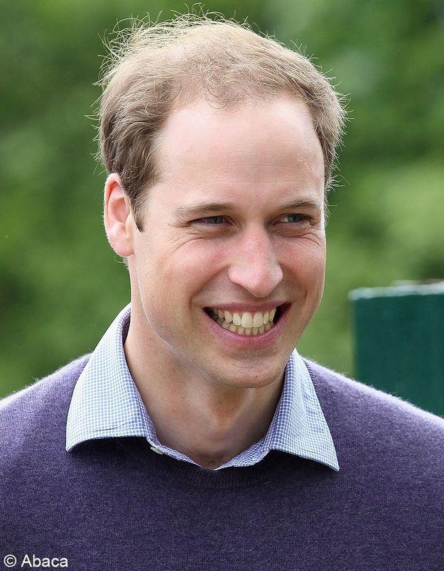 Le prince William : 12 millions d'euros pour ses 30 ans