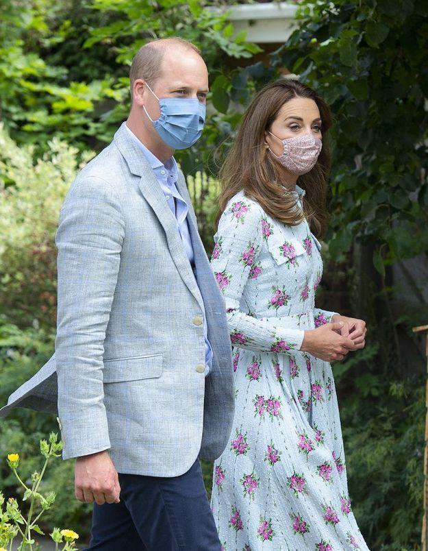 Le prince William contaminé par le Covid-19 : « il peinait à respirer »