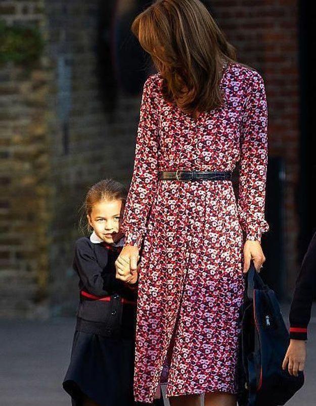 Le prince William dévoile la nouvelle passion de la princesse Charlotte