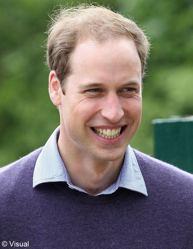 Le prince William, incroyablement gâté pour ses trente ans