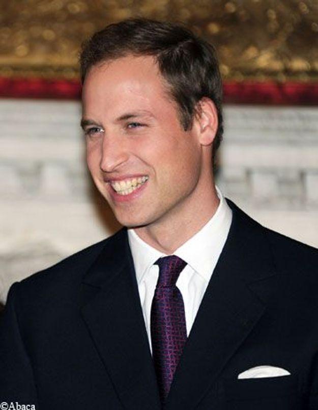 Le prince William n'a pas hâte de devenir roi