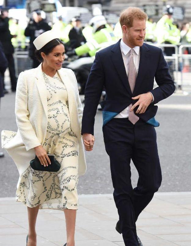 Le prince William ne sera pas le parrain du bébé de Meghan Markle et Harry, mais pas pour la raison à laquelle vous pensez !