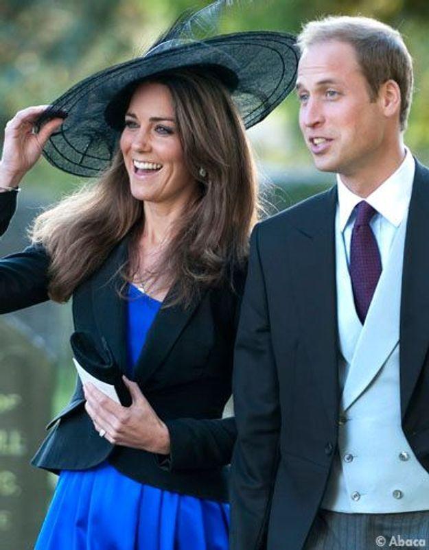 Le Prince William se mariera avec Kate Middleton en 2011