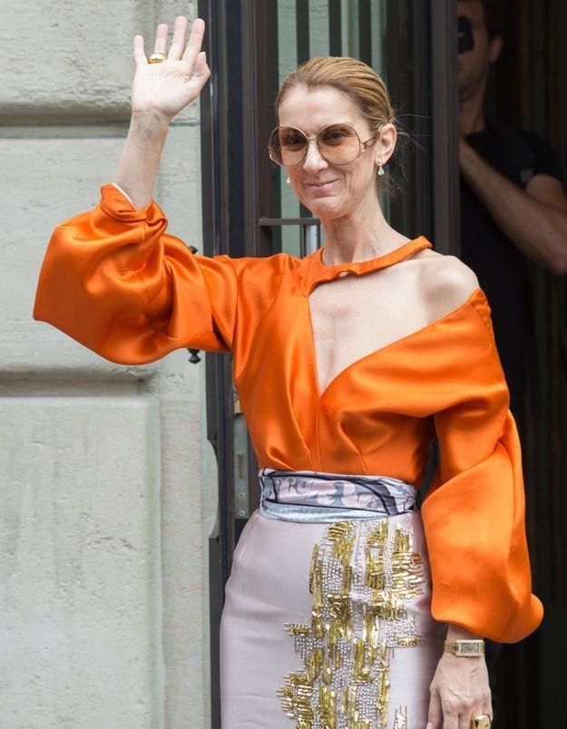 Le programme de Céline Dion pour ses 50 ans est probablement le même que le vôtre