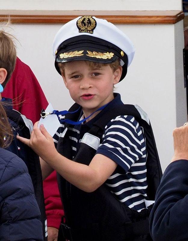 Le programme scolaire du prince George dévoilé : sa rentrée s'annonce chargée !