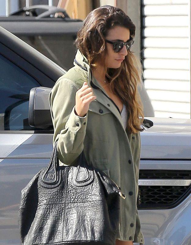 Lea Michele, « dévastée et inconsolable »