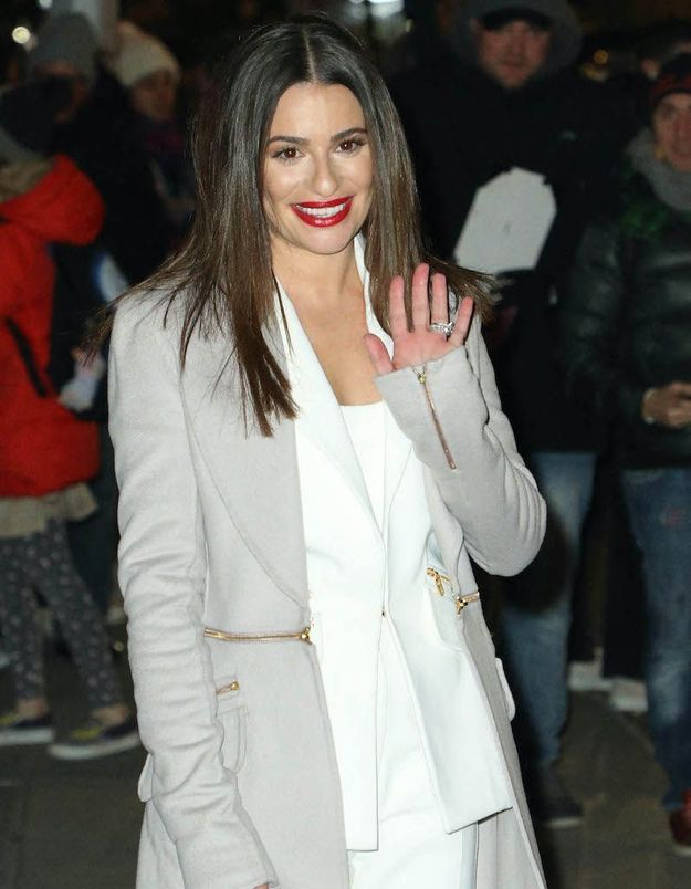 Lea Michele : l'actrice de « Glee » maman pour la première fois
