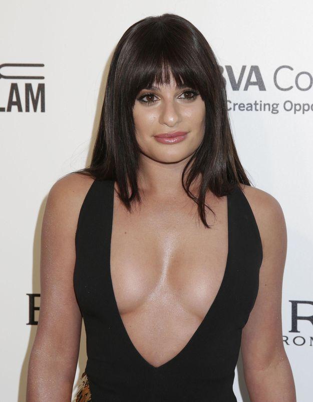 Lea Michele, la star de « Glee », va se marier !