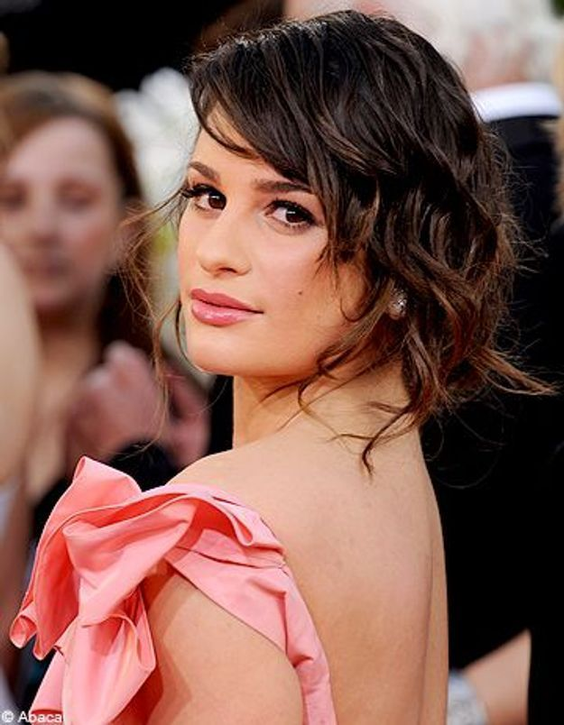 """Lea Michele : on m'a souvent dit """"vous n'êtes pas jolie"""""""