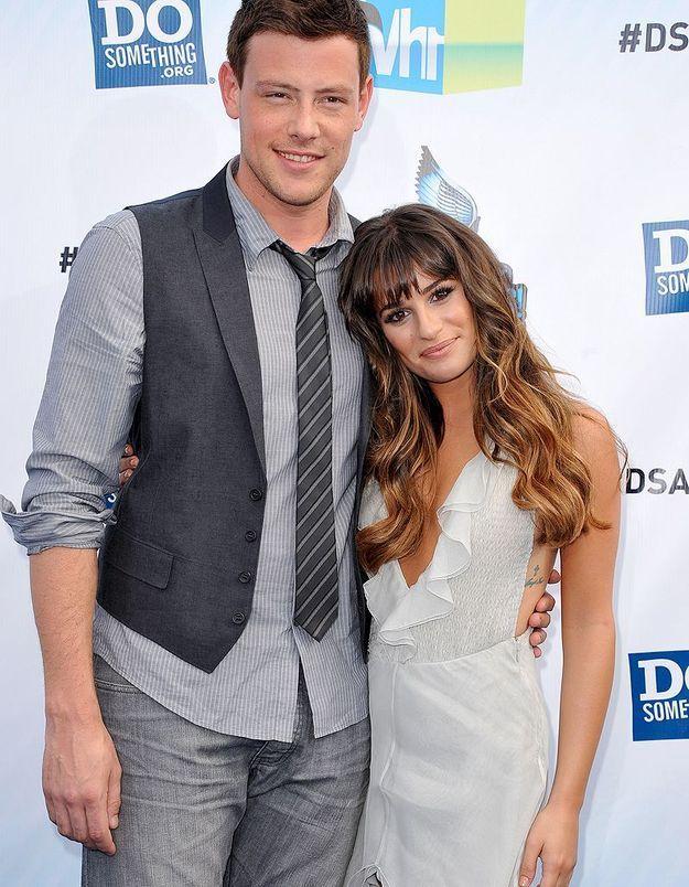 Lea Michele : sa dernière déclaration d'amour à Cory Monteith