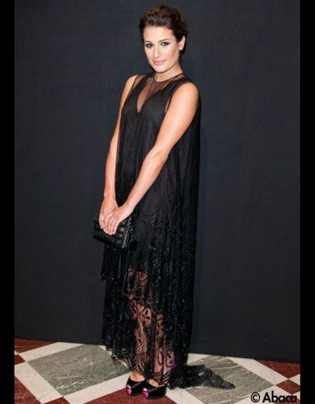 Lea Michele: touriste incognito à Paris ce week-end