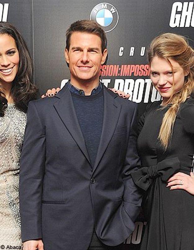 Léa Seydoux: les dessous du tournage avec Tom Cruise