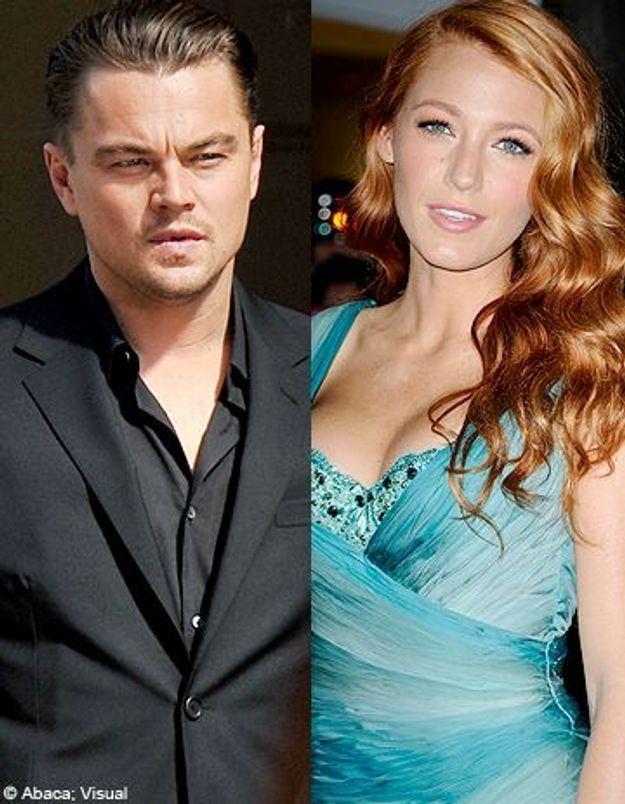 Leonardo Dicaprio Et Blake Lively Une Idylle Naissante Elle