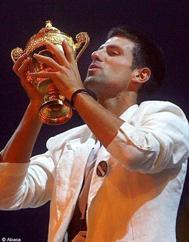 People beaux gosses semaine Novak Djokovic